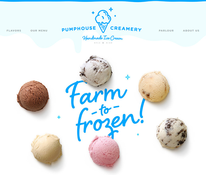 pumphouse creamery