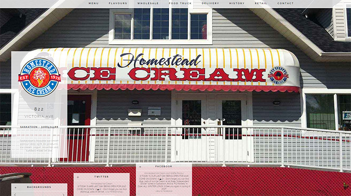 homestead ice cream