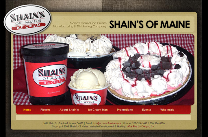shains ice cream