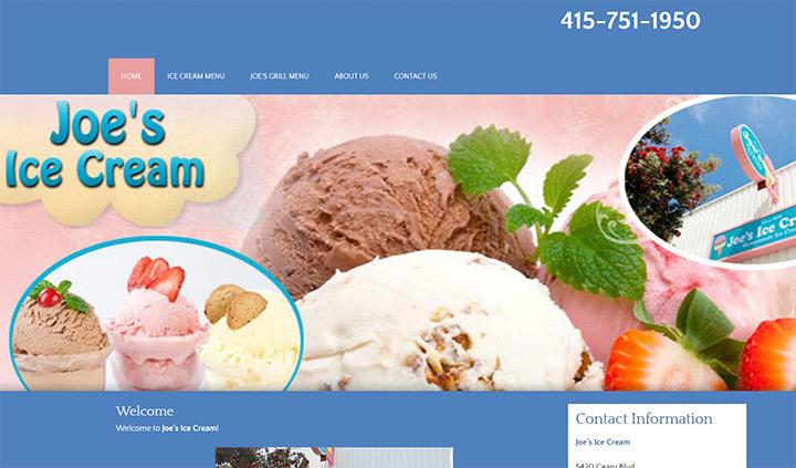 joes ice cream
