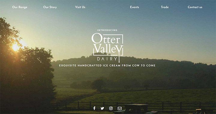 otter valley dairy
