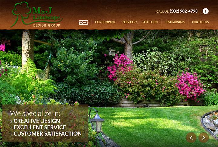 mj landscaping