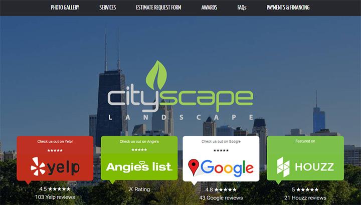 cityscape landscape