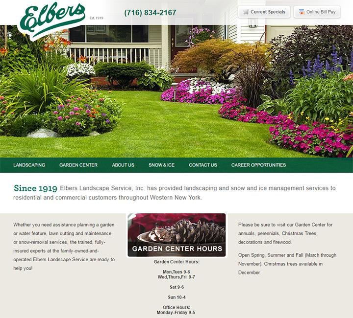 elbers landscaping
