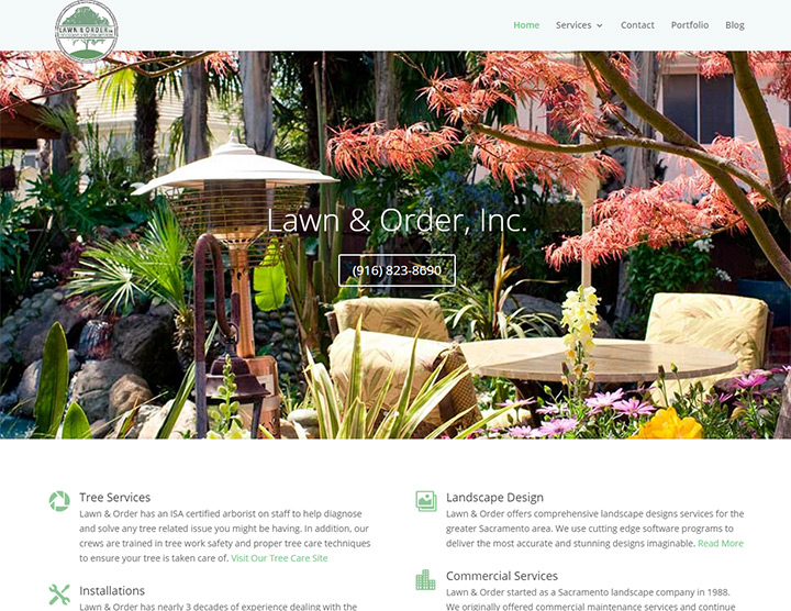 lawn and order