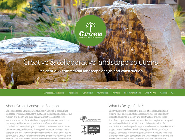 green landscape solutions