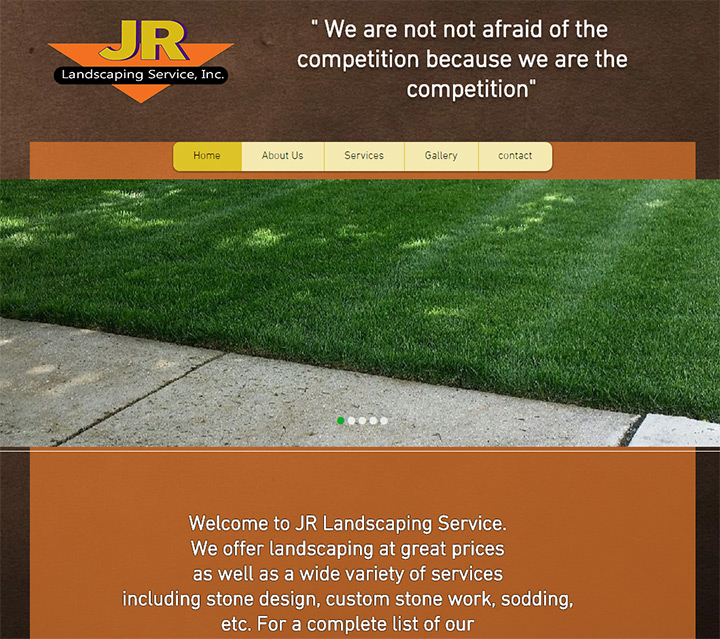 Jr Landscaping
