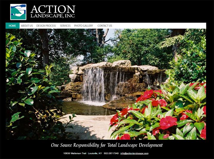 action landscape