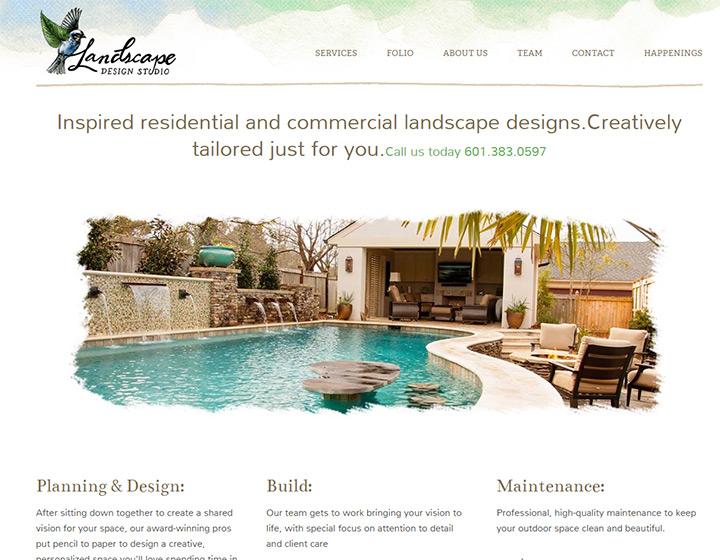 landscape design studio
