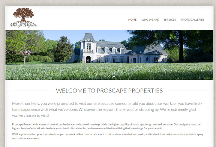 proscape properties