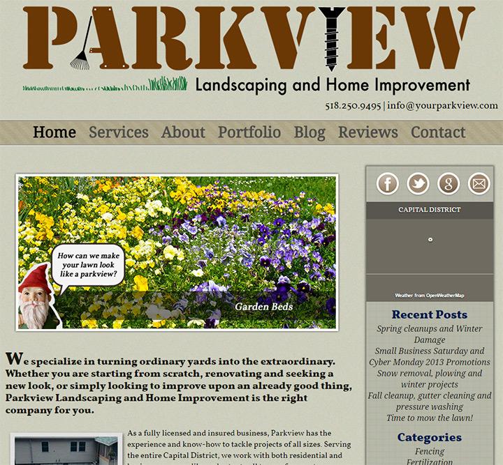 parkview landscapes