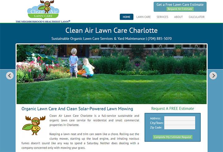 Clean Air Lawn