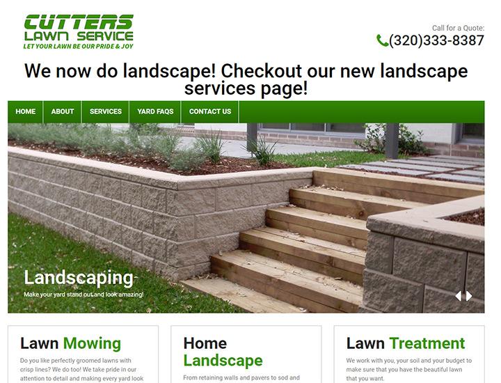 cutters lawn service