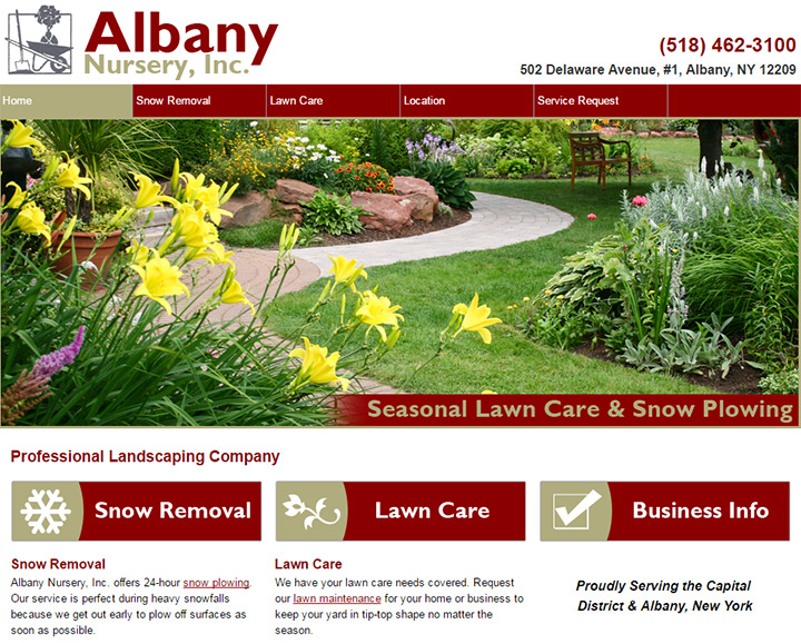 Albany Nursery Inc