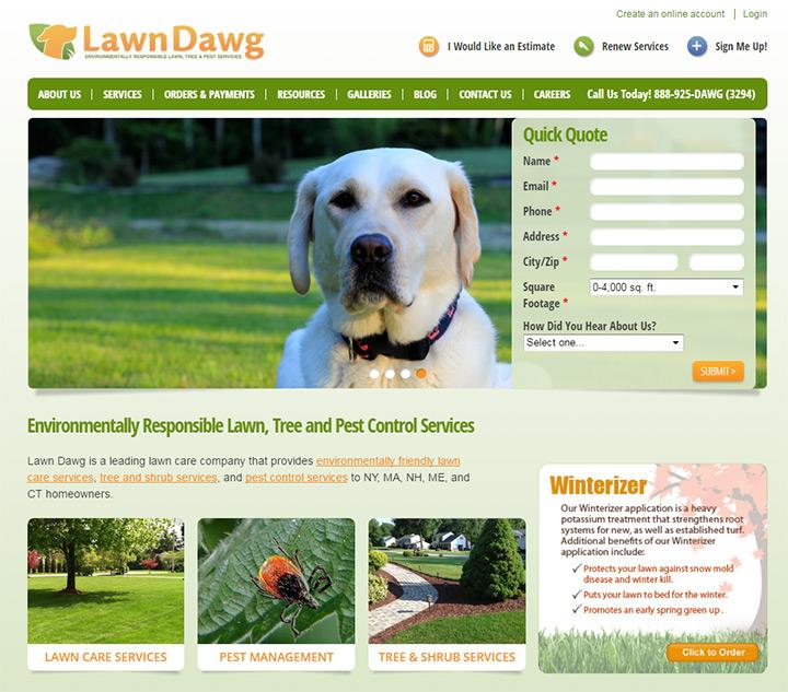 lawn dawg