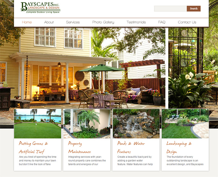 bayscapes inc