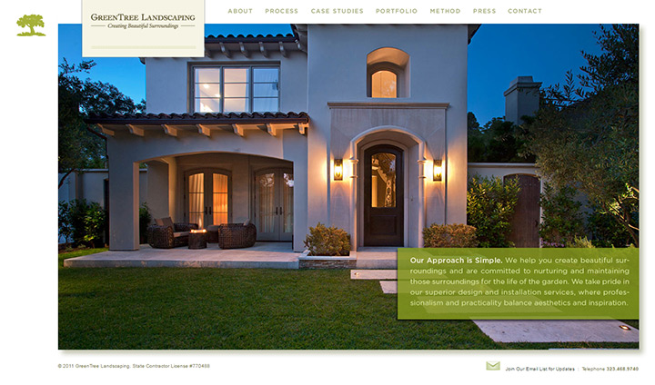greentree landscaping