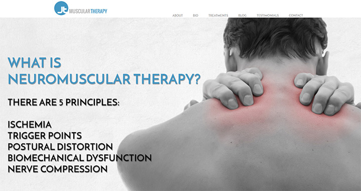 jt muscular therapy