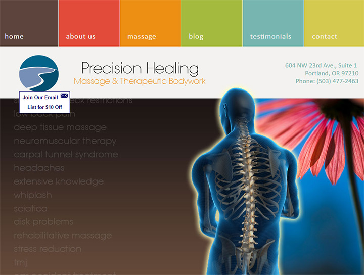 precision healing clinic