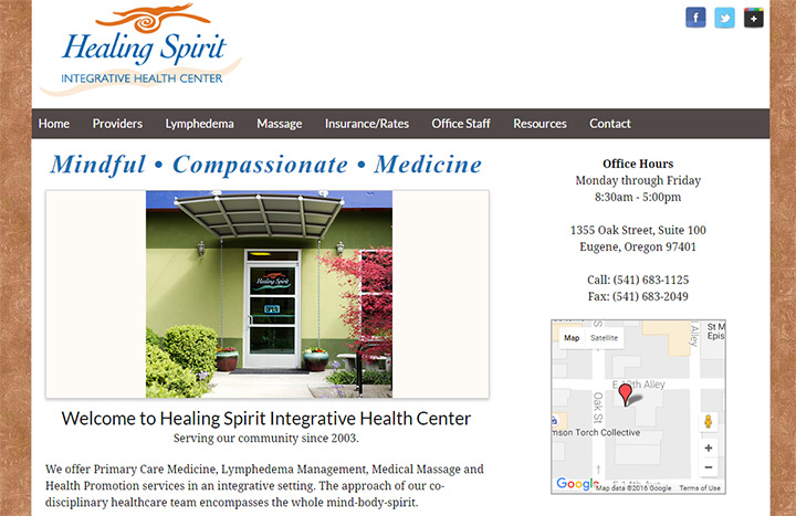 healing spirit integrative