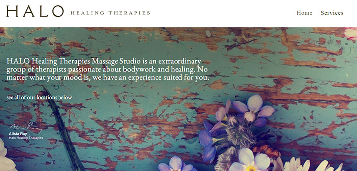 halo healing therapies