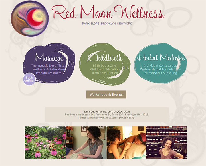 red moon wellness