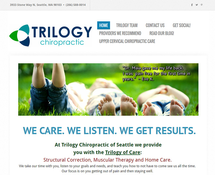 trilogy chiropractic