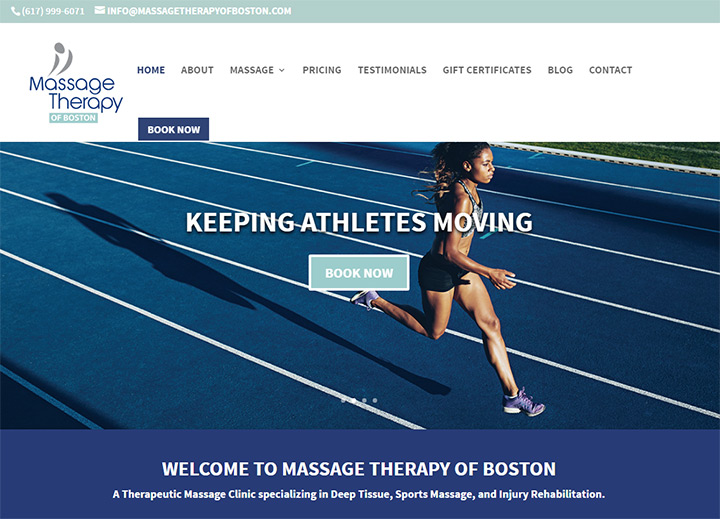 massage of boston