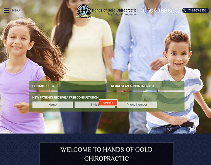 hands of gold chiro