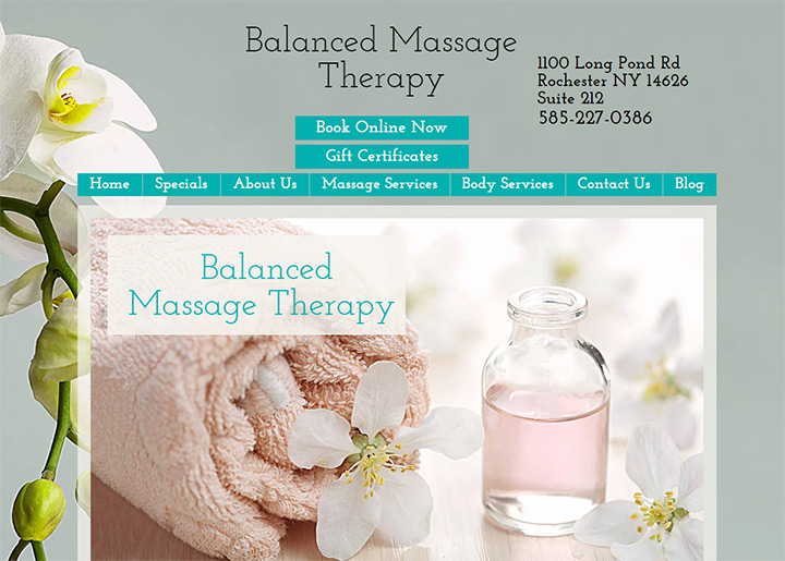 balanced massage therapy