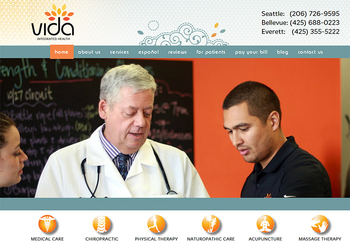 vida integrated health