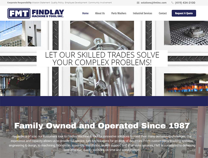 findlay machine tool