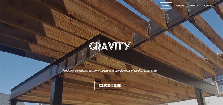 gravity welding