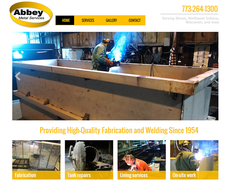 abbey metal services