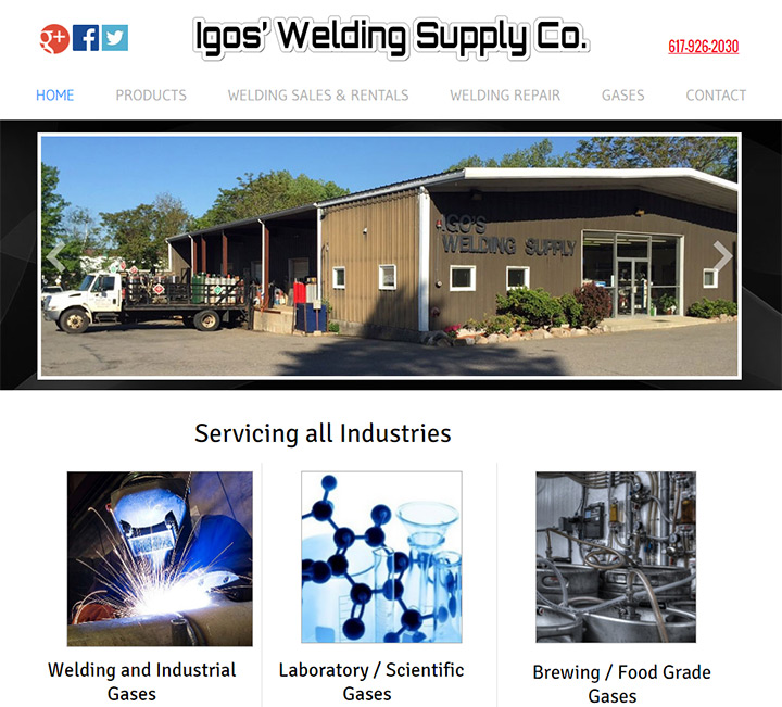 igo welding supply co