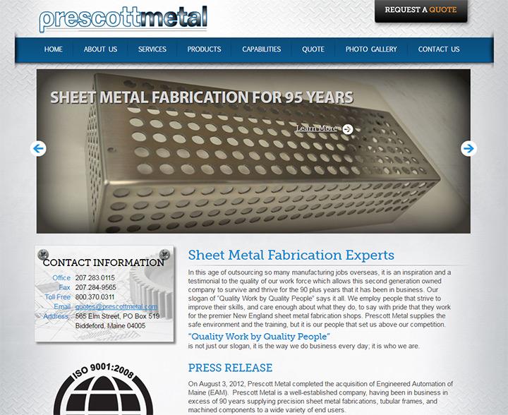 prescott metal