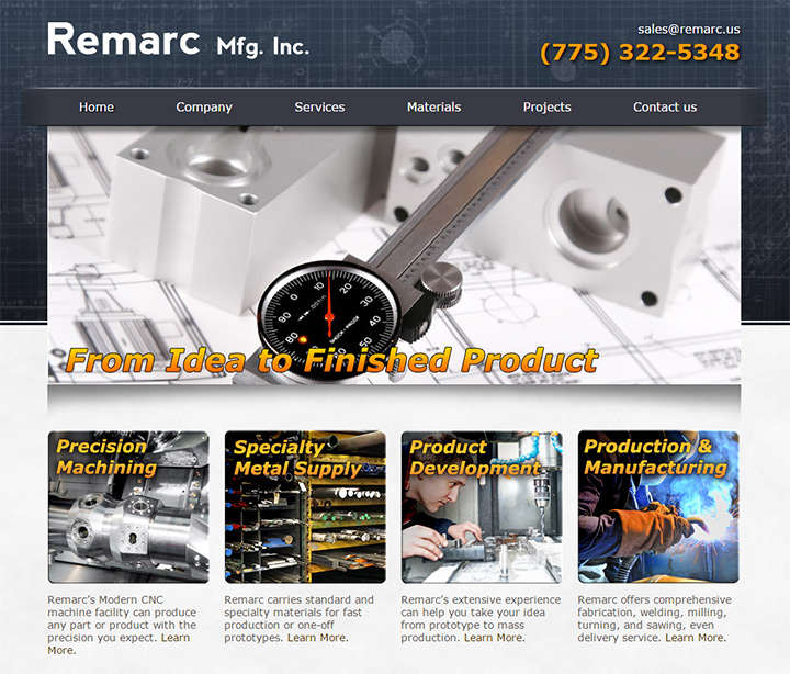 remarc mfg
