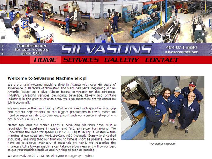 silvasons shop