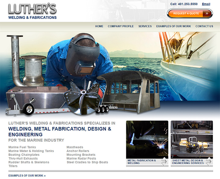 luthers welding