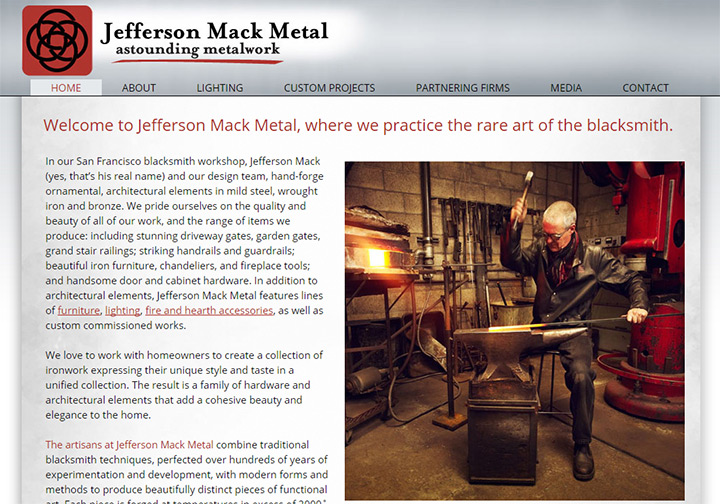 jefferson mack metal