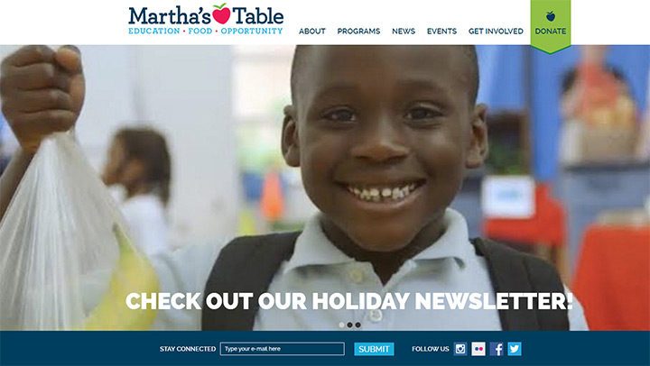 marthas table