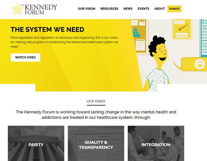 kennedy forum