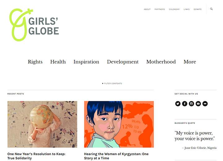 girls globe