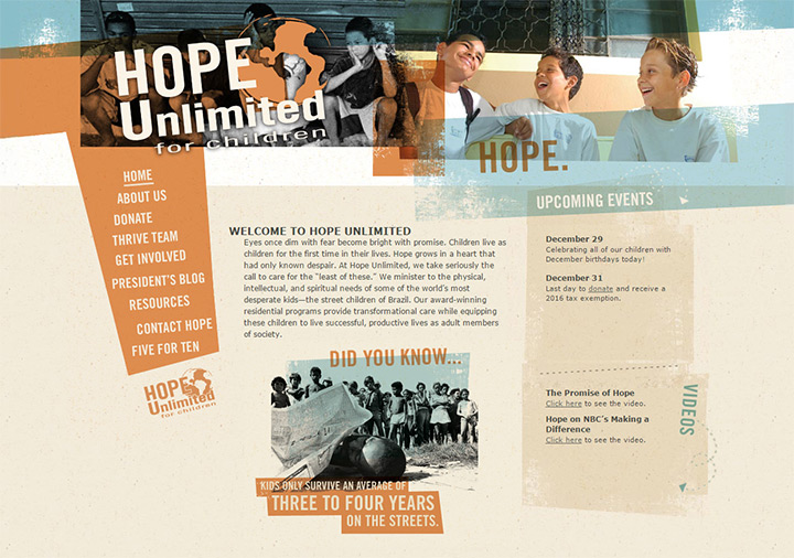 hope unlimited