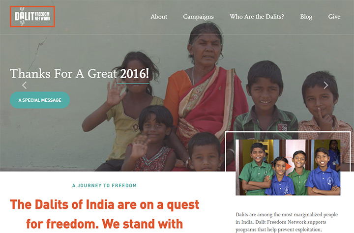 dalit freedom