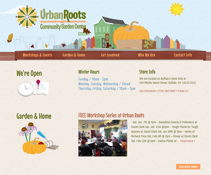 urban roots charity
