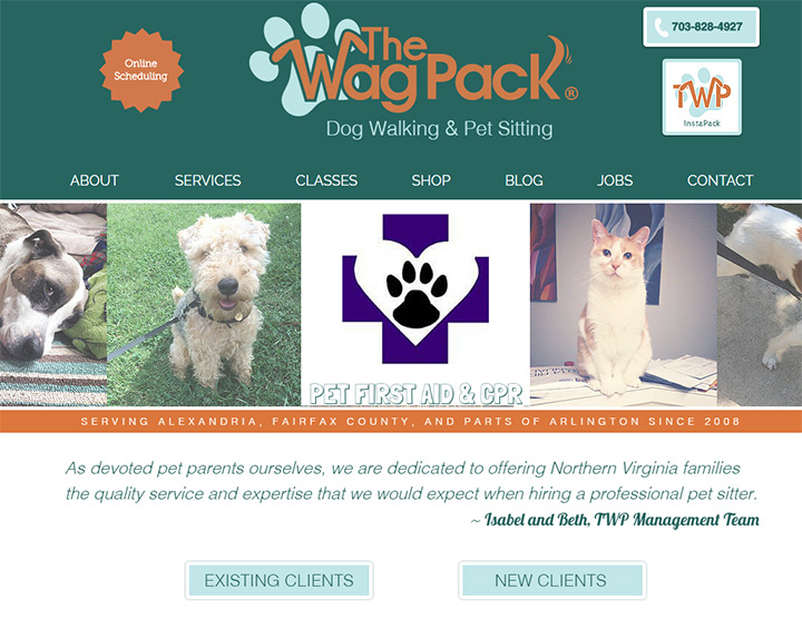 wag pack