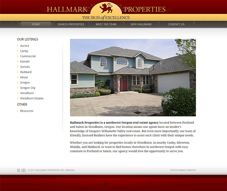 hallmark properties