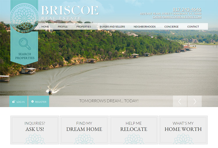 briscoe real estate