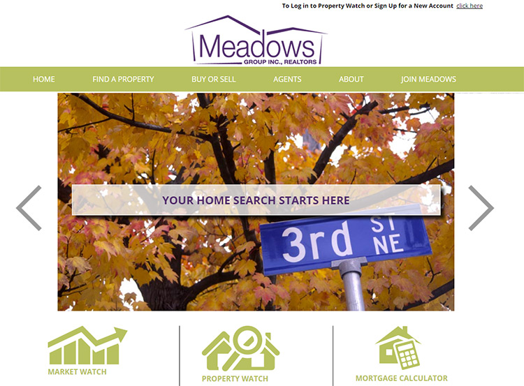meadows realty